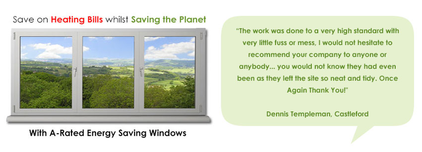 Get Double Glazing in Castleford, 10 year guarantee!